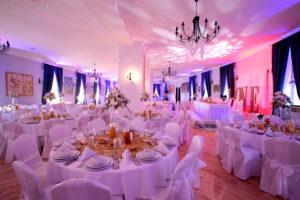 sala weselna dworu Biskupiego w Nysie